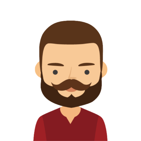 avatar of a smiling man with a beard